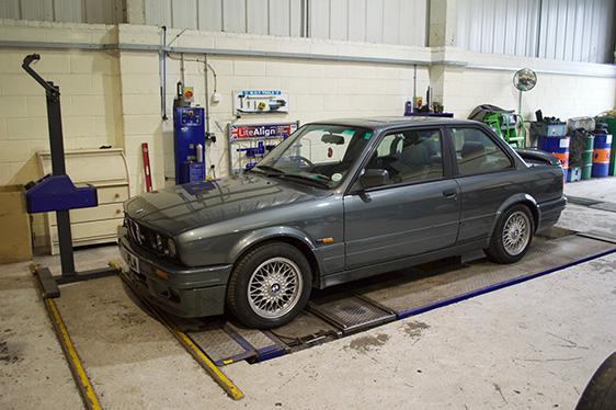 Car MOT Newmarket